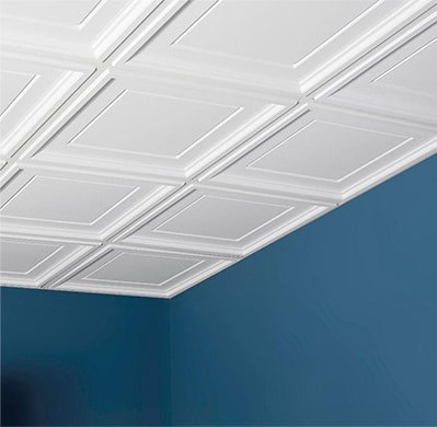 An image of Heartland Companies Acoustic Ceilings work