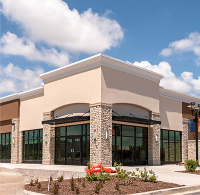 An image of Heartland Companies EIFS & Stucco work