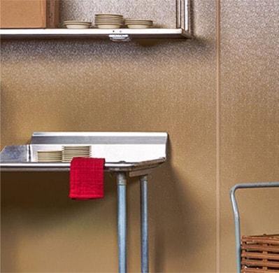 An image of Heartland Companies Interior Fiberglass Reinforced Plastic (FRP) Wall Panels work