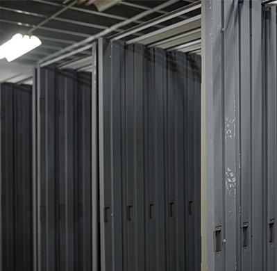 An image of Heartland Companies Hollow Metal Door work