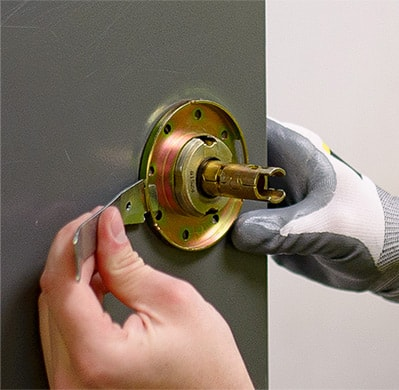 Image of tech Locksmithing at Heartland Companies
