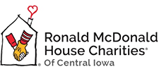 Ronald McDonald house Charities of Central Iowa Logo