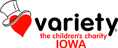 Variety Club Children's Charity of Iowa Logo