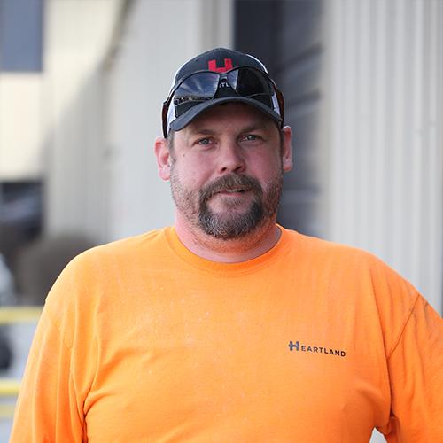 Image of Bob Baker, Carpenter for Hearltand Companies